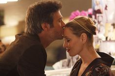 Forehead kisses are the best. #Smash