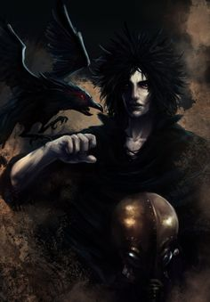 The Sandman - Dream (Sueño, Morfeo) by leopinheiro.deviantart.com