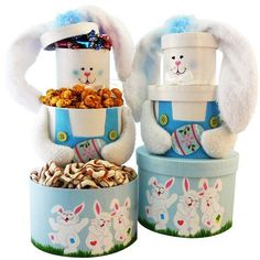 Gourmet Easter Baskets for Adults - Give Special Gifts this Easter! - A Shop For All Seasons