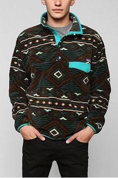 Patagonia Half-Snap Pullover Sweatshirt