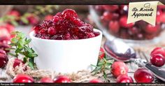 Add a healthy spin to your usual Thanksgiving cranberry sauce with this probiotic-loaded fermented cranberries recipe. http://recipes.mercola.com/fermented-cranberries-recipe.aspx #weightlossmotivation