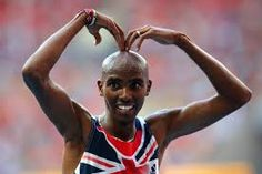 """Sir Mohamed Muktar Jama """"Mo"""" Farah, is Britain's most successful-ever distance runner, wins BBC Sports Personality of the Year. 2017/12/18"""