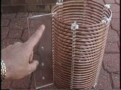 Building High Power, High Q, Loading Coils Ham Radio Operator, Ham Radio Antenna, Nikola Tesla, Circuits, Transformers, Building, Free, Coil Out, Ants