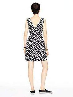 dancing hearts domino dress by kate spade new york