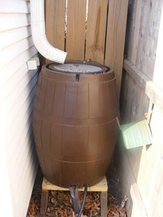 The Truth About Rain Barrels! What you need to know to get the most out of them.