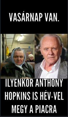 Anthony Hopkins, Funny Pictures, Jokes, Humor, Comics, Awesome, Cards, Funny Photos, Humour