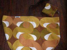 Einkaufstaschen - XXL Shopping Bag - Retro - ein Designerstück von erfinderisch bei DaWanda