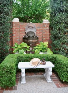 1000 Images About Outdoor Fountains On Pinterest Wall