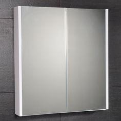 Aspen Door White Mirror Cabinet Product Code