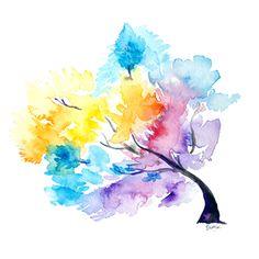 'Trip Tree' by Susan Lin