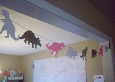 Faça você mesmo: festa Dinossauros - Prosa de Mãe                              …
