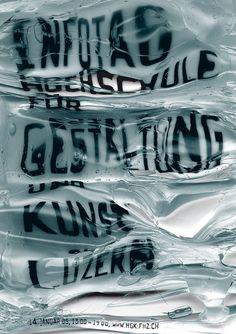C2F (Cybu Richli & Fabienne Burri & Dani Klauser), poster