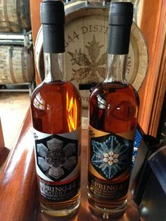 Spring44 uncorks its whiskey line