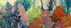 Jenny Parsons Colorful Artwork, Impressionist, Framed Art, Paper Crafts, Watercolor, Display, Floral, Photography, Painting