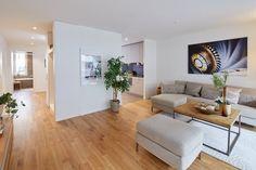 """Wunderschöne, helle 3.5 Zimmer-Maisonettewohnung in der Überbauung """"Stadthof"""" in Frauenfeld zu vermieten.🧡🏡🦊"""