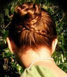 Regency Hairstyle Tutorial   Jane Austen's World