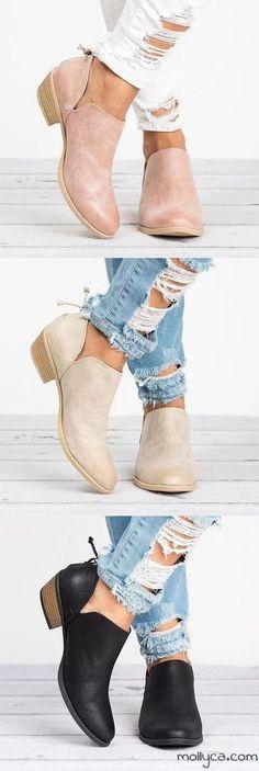 #Women Shoes #Autumn Chic Women Shoes