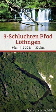 Wer eine etwas anspruchsvollere Wanderung sucht ist hier genau richtig. Der 3 Schluchten Pfad im Schwarzwald hat alles von Wasserfällen über steile Felswände bis hin zu kleinen versteckten Tälern.