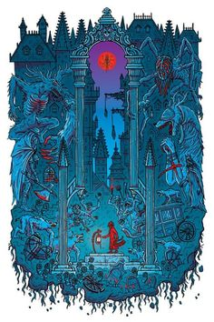 Industry Rule Number 4080 - pixalry: Bloodborne - Created by Scott Ford Sif Dark Souls, Arte Dark Souls, Castlevania Wallpaper, Pixel Art Gif, We All Mad Here, Arte 8 Bits, Bloodborne Art, Old Blood, The Ancient Magus