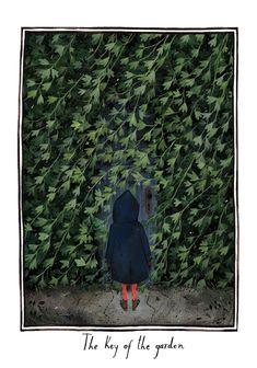 Scenes from The Secret Garden by Júlia Sardà on... |