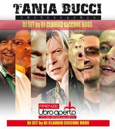 categoria evento Eventi nella sezione Mostre. Titolo Evento Personale Di Tania Bucci - Le Icone Del Rock. - Firenze(FI), Toscana