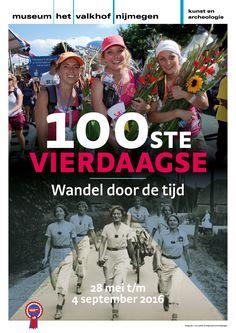 De moeite meer dan waard !!! - http://www.nummer11.nl/wandel/Wandel-door-de-tijd-in-Museum-Het-Valkhof/ - 100ste Vierdaagse - Wandel door de tijd: weekendtip