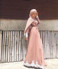 Arab Fashion, Muslim Fashion, Modest Fashion, Hijab Dress, Hijab Outfit, Eid Outfits, Fashion Outfits, Hijab Style Tutorial, Hijab Collection
