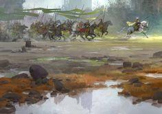 http://www.artstation.com/artwork/march-79f43cd4-37ba-4a8d-a21c-ca4ceaf36f86