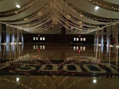 how to decorate a school cafeteria for a dance - Google Search