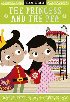 The Princess and the Pea reader