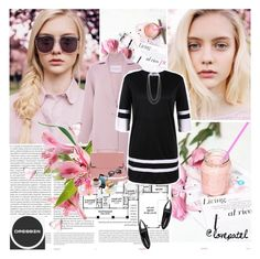 """""""No 193:Love Pink (Dressin.com) (@lovepastel)"""" by lovepastel ❤ liked on Polyvore"""