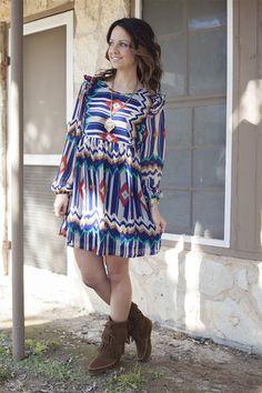 Maya Dress – Fancy Free