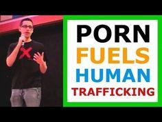 How Porn Fuels Human Trafficking - Anti-Porn Event. Pt. 2 of 2. Daniel G...
