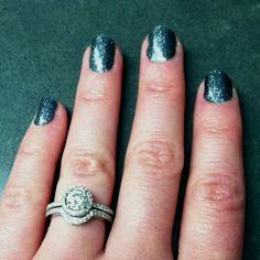 Oynx glitter jamberry nails Order your Jamberry nail wraps @ www.josiecarter.jamberrynails.net