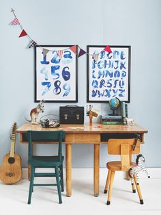 Paper Goods still life photo shoot by Sycamore Co. Photo: Chaunte Vaughn Styling: Meta Coleman Producer and Art Director: Eva Jorgensen of Sycamore Co. Childrens Room Decor, Kids Decor, Home Decor, Deco Kids, Turbulence Deco, Kid Desk, Kids Room Design, Kids Corner, Fashion Room