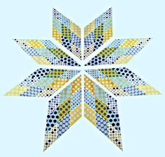 I'm going to show you step by step how I made my Scrappy Lone Star Quilt so that you can all go make your own! This will make a x complete Lone Star. If you want to make only a pa. Lone Star Quilt Pattern, Star Quilt Blocks, Star Quilt Patterns, Star Quilts, Scrappy Quilts, Quilting Tutorials, Quilting Projects, Quilting Designs, Paper Piecing