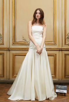 Robe bustier de mariée Marceau - Signature Collection - Robes de mariée - Delphine Manivet