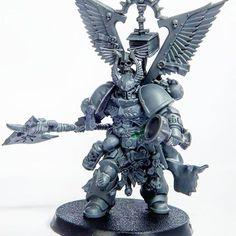 Warhammer 40k Blood Angels, Warhammer 40k Space Wolves, Warhammer 40k Figures, Warhammer Aos, Warhammer Models, Warhammer 40k Miniatures, Warhammer 40000, Chaos 40k, Chaos Lord