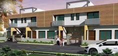 JustProp:   Ajnara Sports City Villas offers modernly styled...