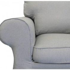 Knesting IKEA Ektorp Three Seater Sofa Slipcover