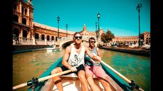 EXPLORING THE SPANISH CANALS IN SEVILLE Some Crazy Dudes Explore Seville In Spain  https://t.co/hUn6brJ2c1 . . #backpacking_daily #travelguide #TravelLife #2018 #RTW #vacation  #tour #traveltips #explore #Seville #Spain #Europe https://t.co/c7UY2usWuU
