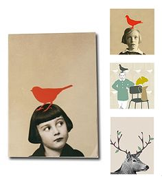 FLAVOURITES - On your wall, love thes posters from ZOE DE LAS CASES