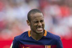 Neymar JR Sevilla FC v FC Barcelona - La Liga