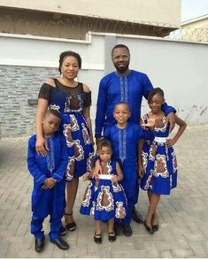 Couples African Outfits, African Dresses For Kids, Latest African Fashion Dresses, Couple Outfits, Family Outfits, African Print Fashion, African Attire, African Wear, African Women