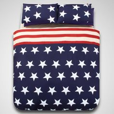 Share this page with others and get 10% off! American Flag Duvet Cover Set