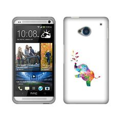 For-HTC-One-M7-Various-Design-SNAP-ON-Hard-Skin-Protector-Case-Cover-Phone