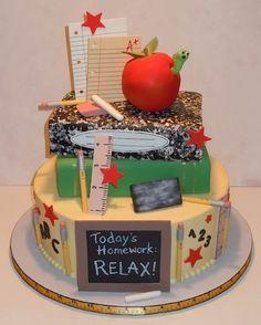 Cake Wrecks - Home - Sunday Sweets: Back ToSchool
