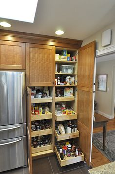 36 Inch Pantry Supercabinet Kitchen In 2019 Kitchen