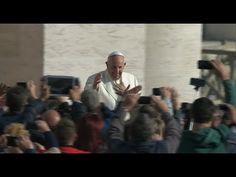 Papa en audiencia general: Apagad la televisión a la hora de cenar, hablad en familia