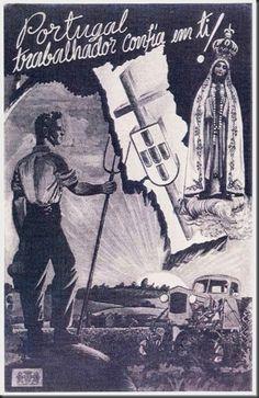 Restos de Colecção: Propaganda do Estado Novo (9)